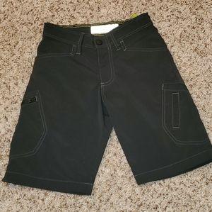 Boy's Lee Navy Heather Grafton Cargo Shorts